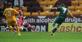 Charis Mavrias, Motherwell vs Panathinaikos